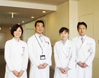 東京慈恵会医科大学附属病院栄養部の方々