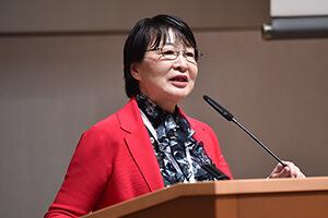 関西電力病院疾患栄養治療センター管理栄養士 / 日本病態栄養学会理事 北谷直美先生